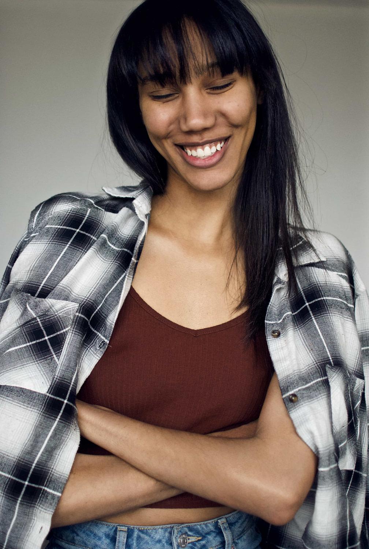Jeri Ali model Discreet Muse Photography April Alexander