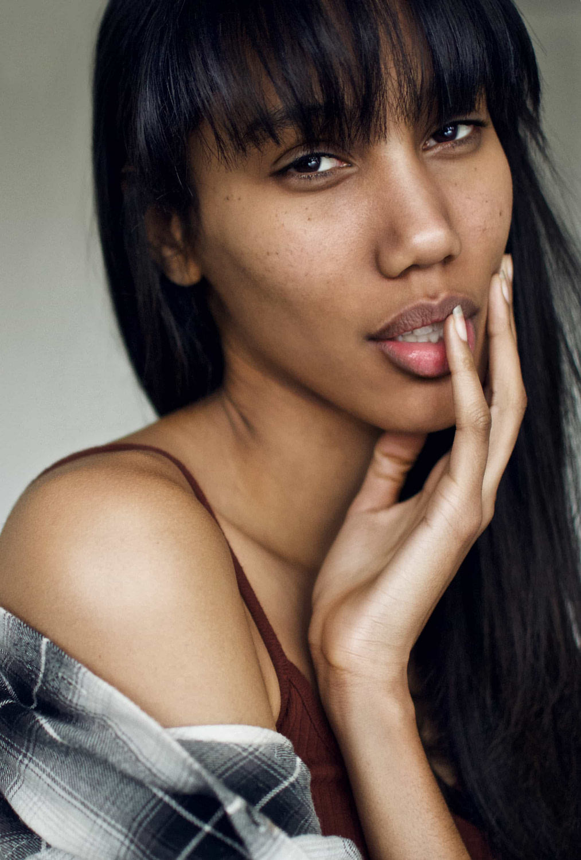 April Alexander | London Based Portrait Photographer Jeri Ali model Discreet Muse Photography April Alexander