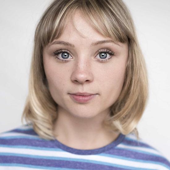 April Alexander | London Based Portrait Photographer Jessica Forrest Headshot April Alexander Discreet Muse Photography
