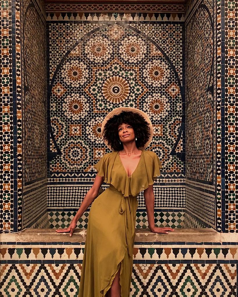 April Alexander | London Based Portrait Photographer April Alexander Model Creative Discreet Muse Photography Marrakech